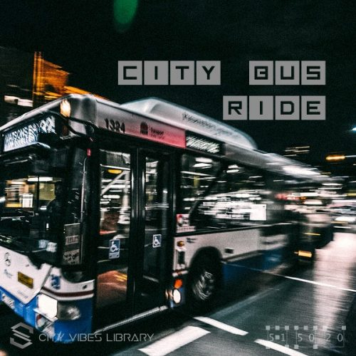 City Vibes 5.1 Sound FX Library
